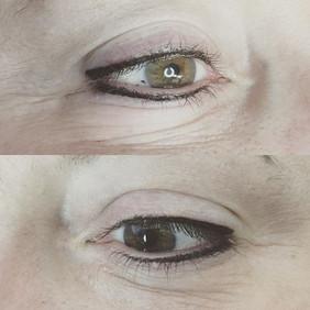Ligne contour des yeux !