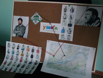 Четвертый день: Детективная история в UMKA Camp