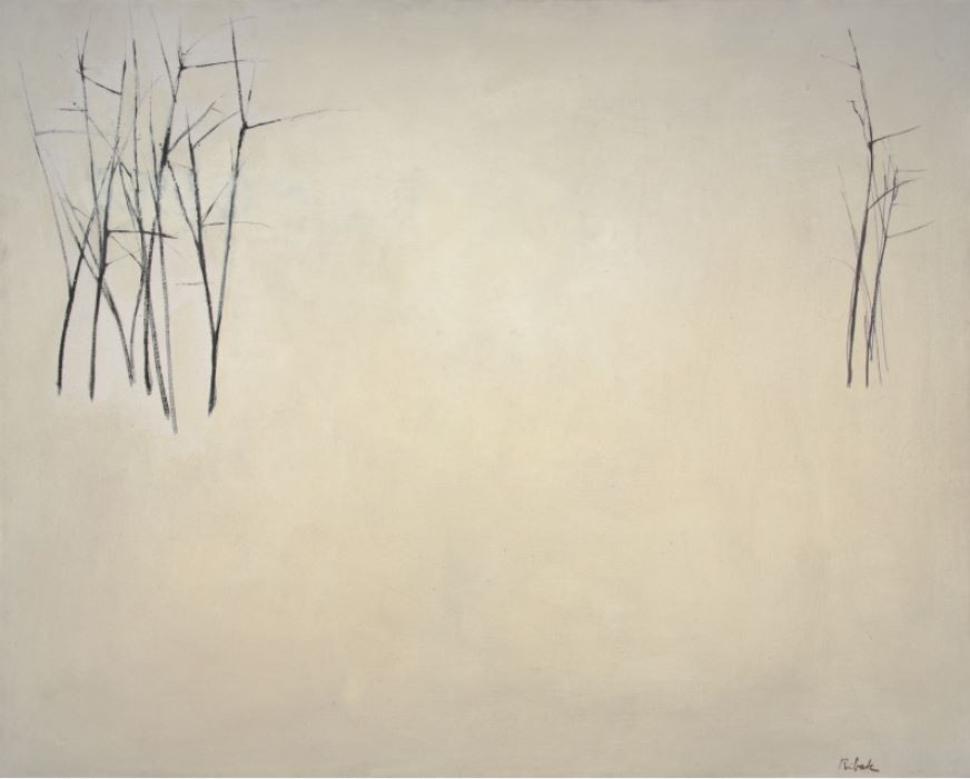 Louis Ribak February, c. 1970 Oil on canvas Overall: 41 x 50 in. (104.1 x 127 cm) Gift of the Mandelman-Ribak Foundation Harwood Collection