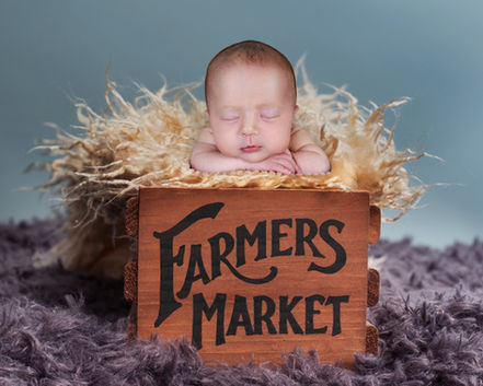 Farmers Market Photography