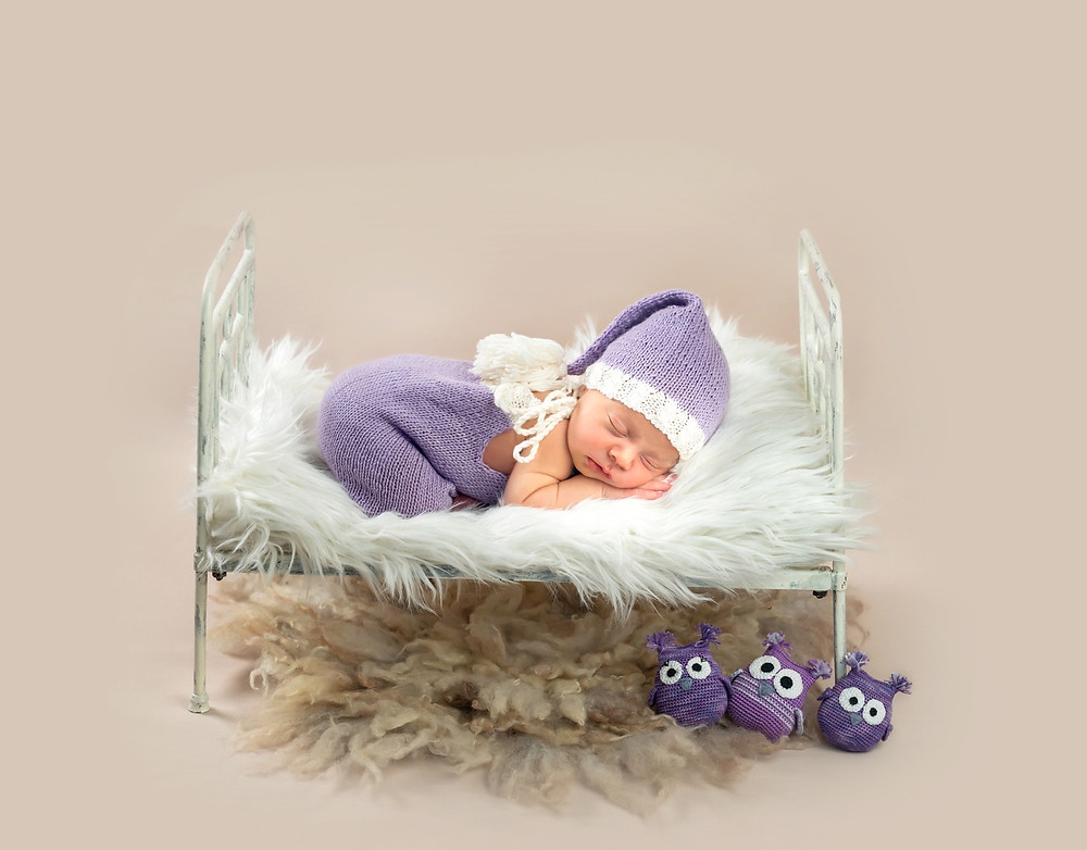 newborn photography sets-ups in Dubai
