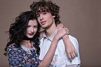 Happy Couple Embracing - Couple Photography Dubai