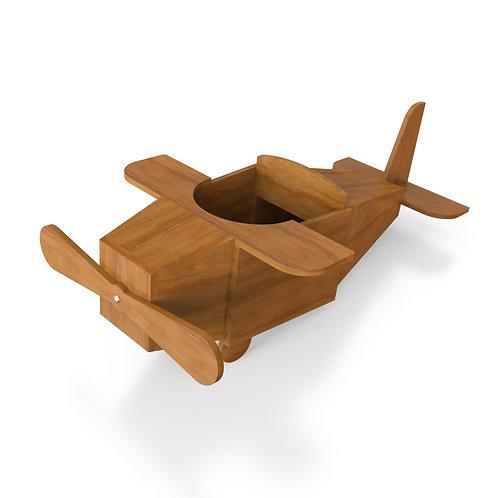 Rustic Wooden Plane