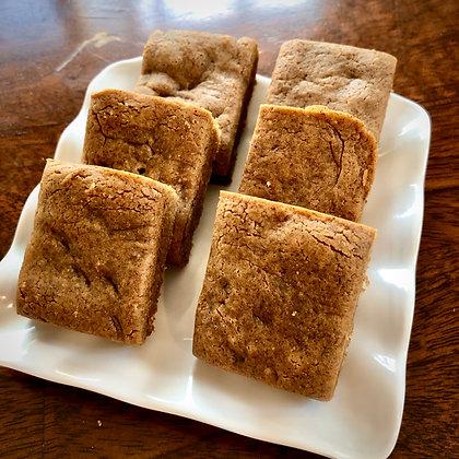 Maple Pecan Sea Salt Caramel  Bar