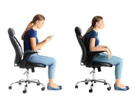 Poor Posture and How to Fix It