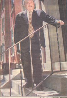 Attorney Bayard Marin sees city neighborhood as underappreciated