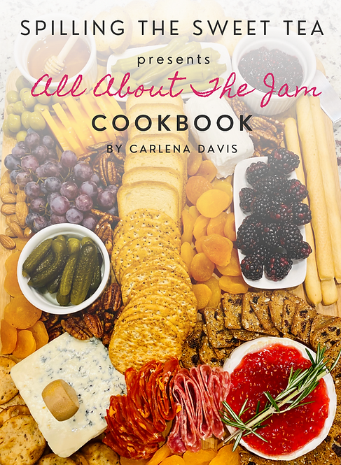 All About The Jam Cookbook (Digital Download via email)