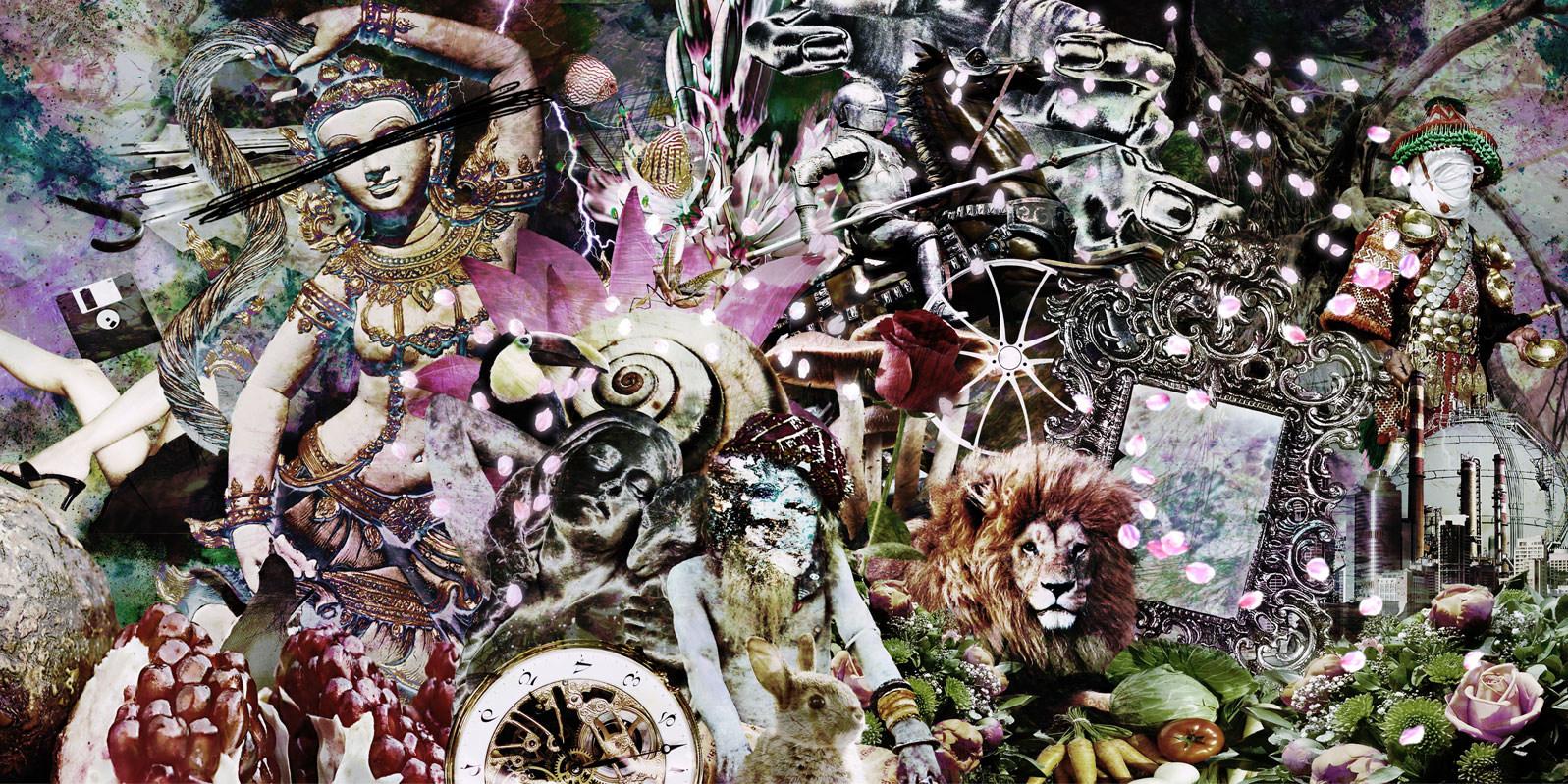 Quintet EP Darkside ReCollage