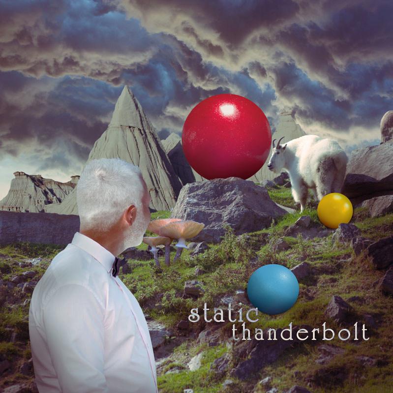 unreleased album[static thanderbolt]cover