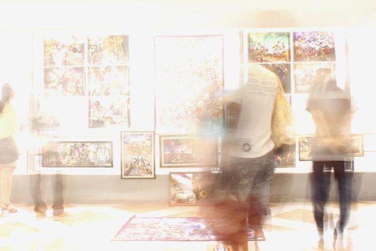 KTS ナマ・イキVOICEアートマーケット@アミュプラザ鹿児島 [2012.06.01]