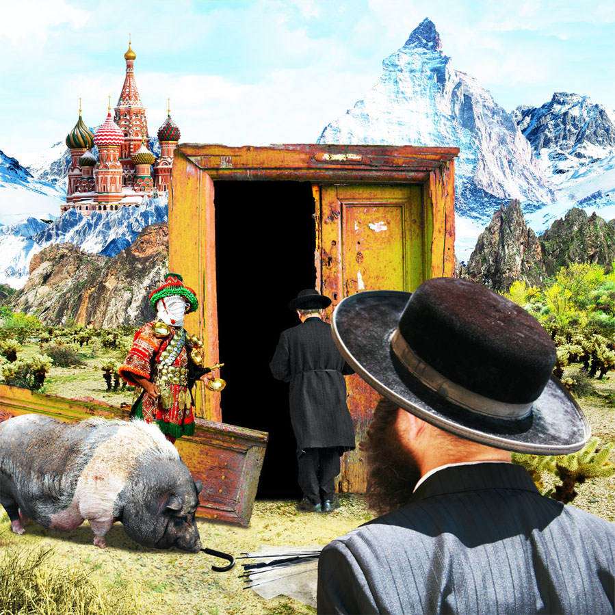 Garapagositic Lupin-key BACK ARTWORK