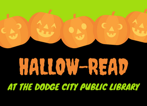 Hallow-Read is coming!