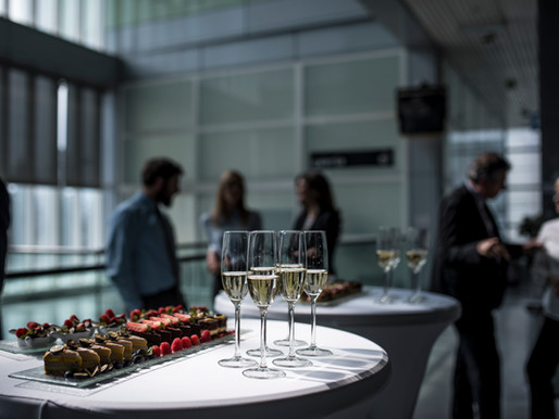 Networking Events: Quality Over Quantity