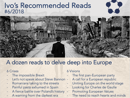 A dozen readings to delve deep into Europe
