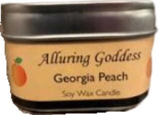 Alluring Goddess - Georgia Peach Candle