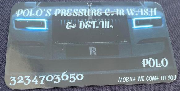 Polo Pressure Car Wash & Detail