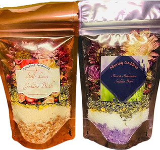 Alluring Goddess - Herbal Baths