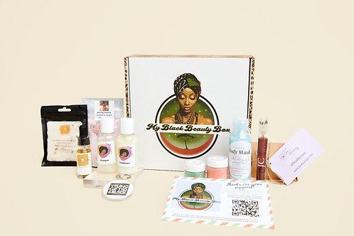 My Black Beauty Box Deluxe Sample Box