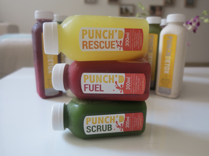 My 3-Day Juice Cleanse