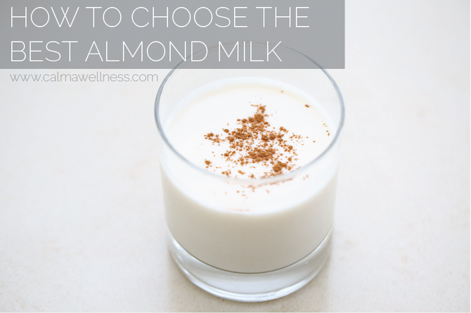 What's really in your Almond Milk?