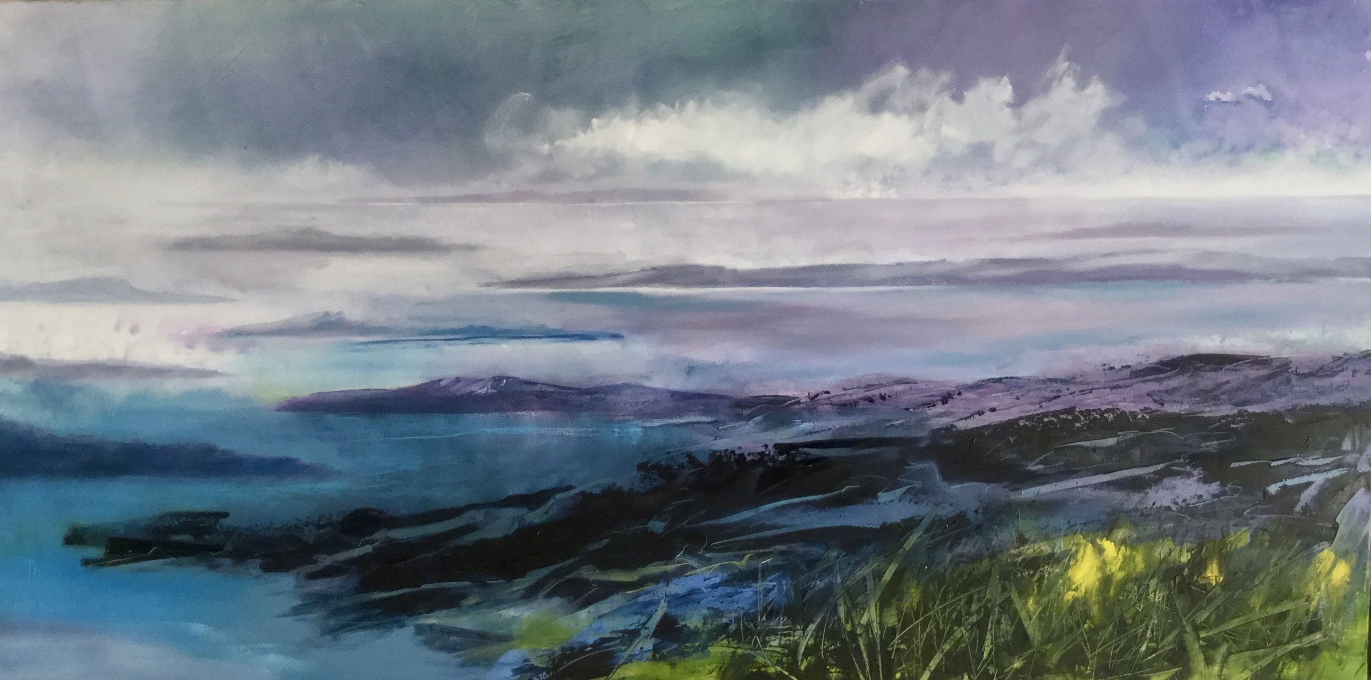 The Summer Isles, Scotland, SOLD