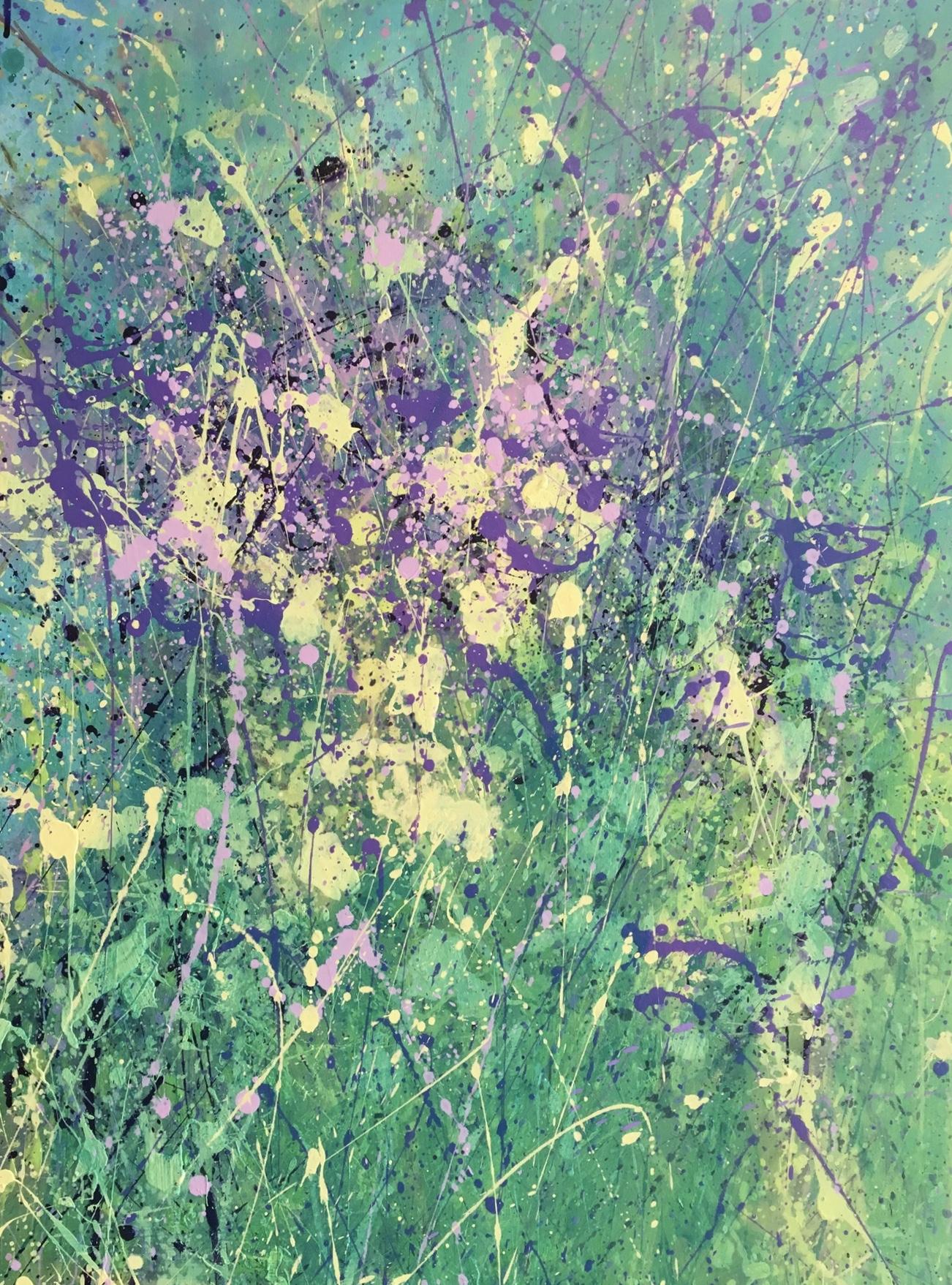 Wild Flowers in Piemonte in Spring