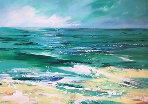 Seascape#italy#mediterannean#blue#light#wind