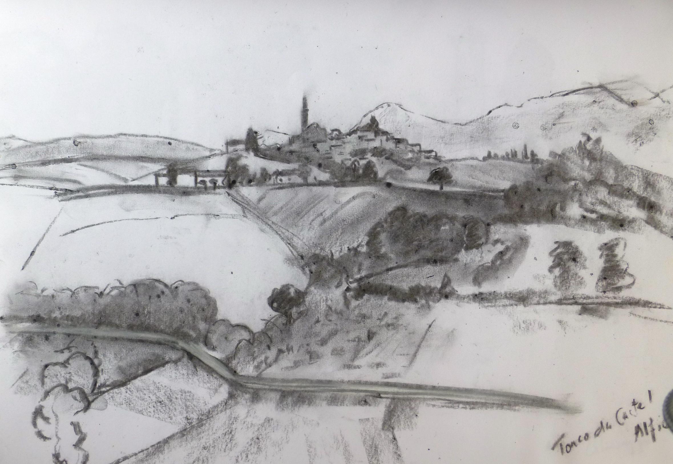 Tonco, Monferrato
