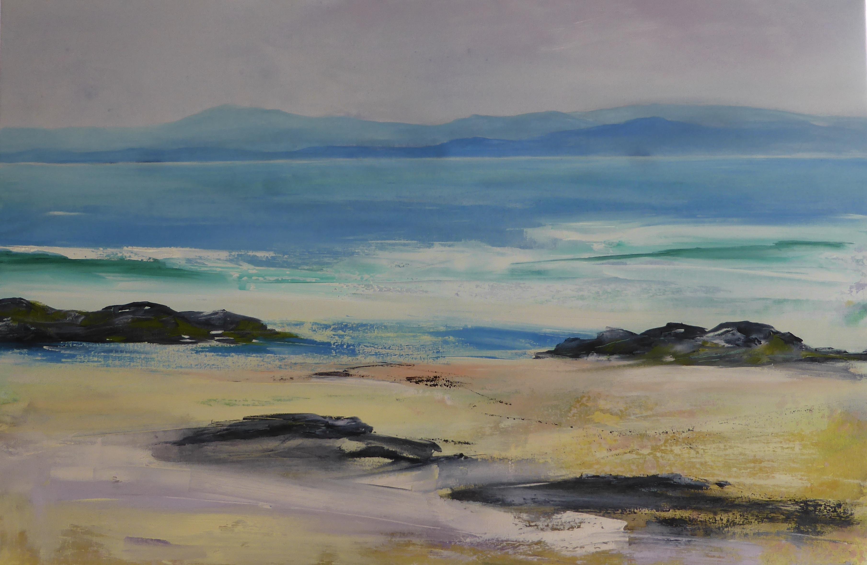 Uig Beach 2, Lewis, Scotland