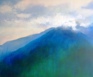 painting#italy#art#mountains