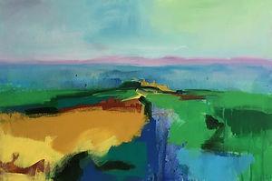 painting#art#landscape#italy#monferrato#piemonte#montigllio