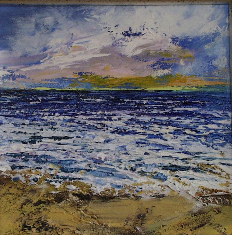 Beach W. Wales