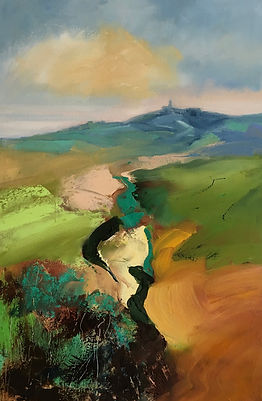 painting#landscape#art#italy#momferrato#cocconato