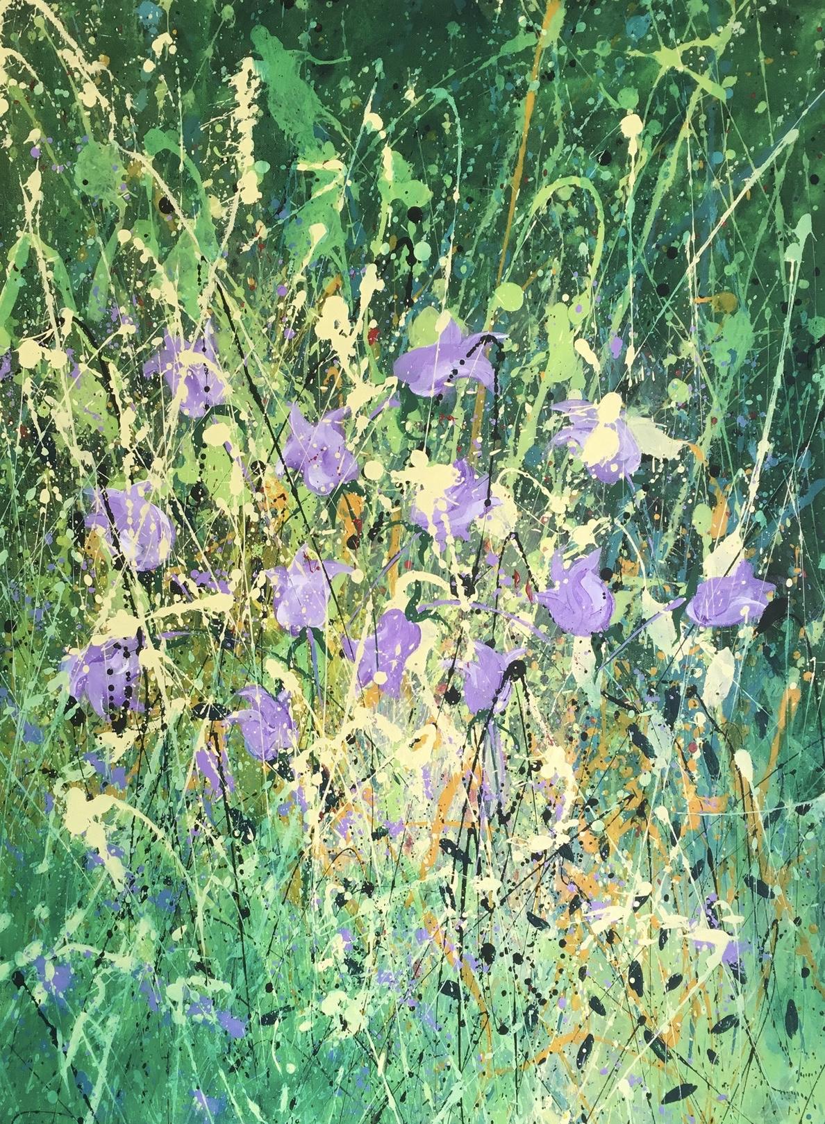 Summer Flowers in Piemonte SOLD
