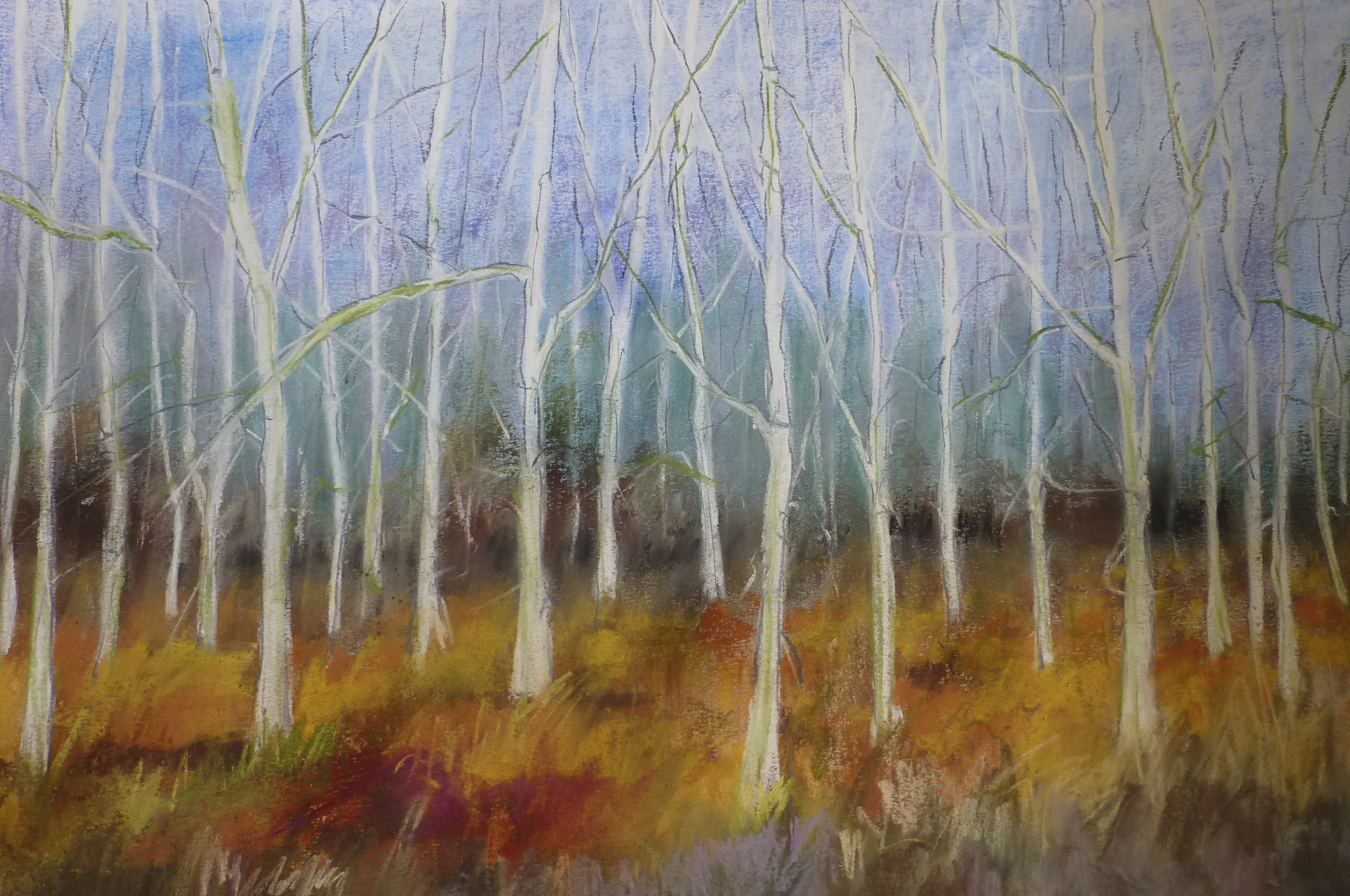 Winter Trees (Sold)