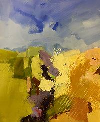 painting#art# landscape##momferrato#italy#sun