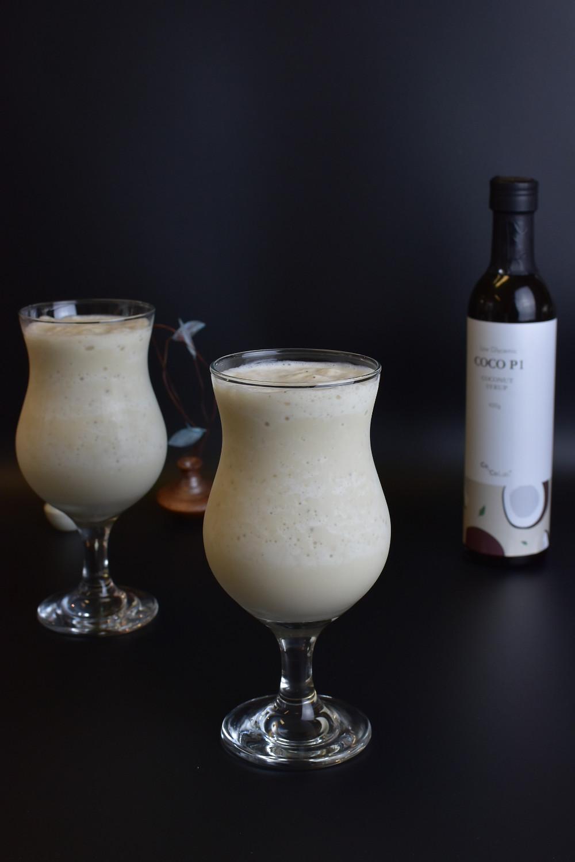 코코랩 코코넛 밀크 스무디