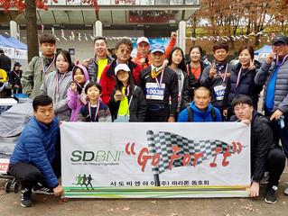 2019년 하반기 마라톤 동호회 출전