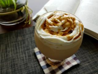 아이스 카푸치노 콘파냐