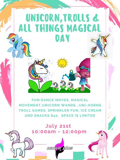 Unicorns, Trolls and All Things Magical