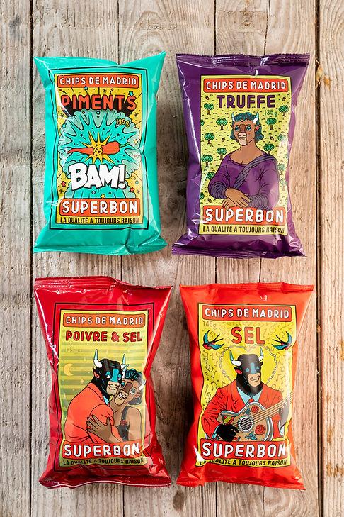 Chips de Madrid_Superbon_Famille grands formats_packaging