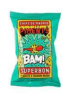 Superbon_chips de Madrid_piments_45g