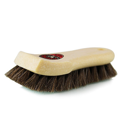 HORSE HAIR CLEANING BRUSH