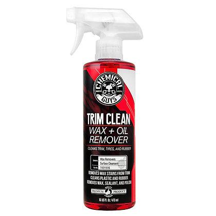 TRIM CLEAN WAX & OIL REMOVER (16OZ)