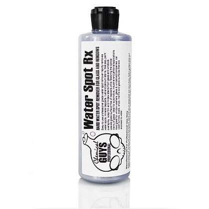 WATER SPOT RX - REMOVEDOR MANCHAS AGUA 16OZ