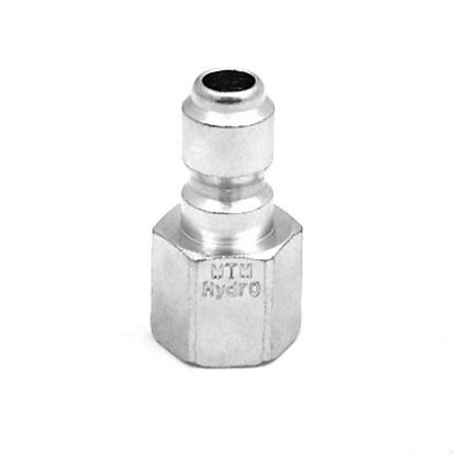 24.0079 STAINLESS STEEL QC PLUG 1/4FPT