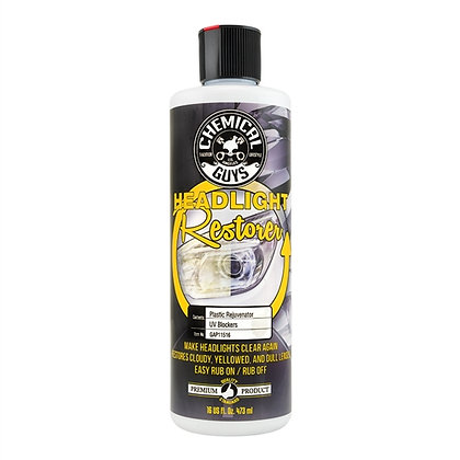 HEADLIGHT RESTORER 16 OZ