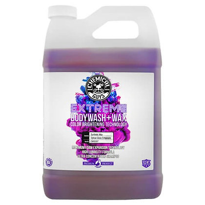 EXTREME BODY WASH& WAX GL