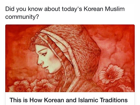 This is How Korean and Islamic Traditions Are Connected, in History and Today - by Mvslim