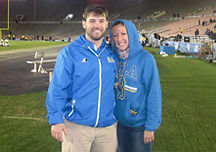Josh interned at UCLA for one year with the strength and conditioning program.  He mainly worked with football.